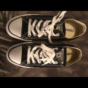 """Black Converse """"All-Star"""" sneakers M5/W7"""